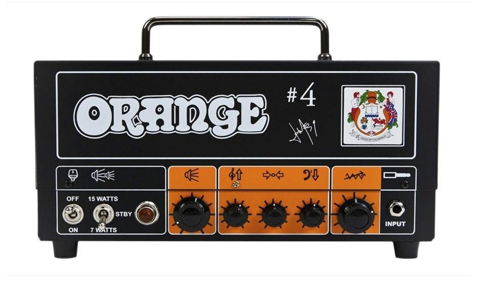 Orange 4Jim Root Terror 15W.1