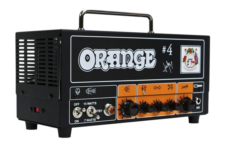 Orange 4Jim Root Terror 15W.2