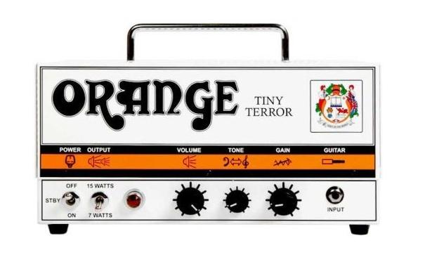 Orange Tiny Terror 15W.1