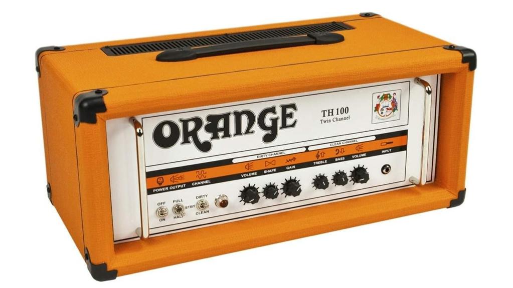 Orange TH100