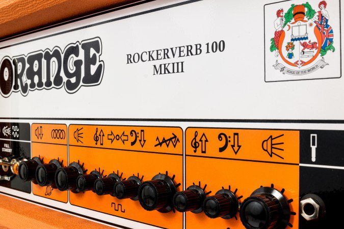 Orange ROCKERVERB 100 MKIII 吉他音箱头